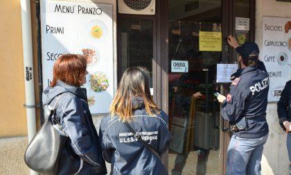 Droga a Verona chiusa una caffetteria