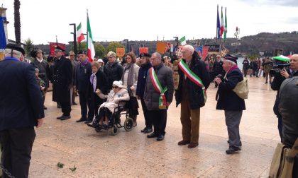 Commemorazione per Sergio Bresciani a Salò