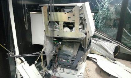 Bancomat esploso a Dossobuono