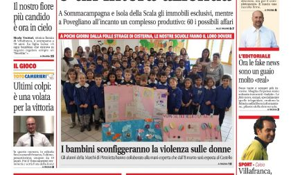 Ecco la prima pagina di VillafrancaWeek
