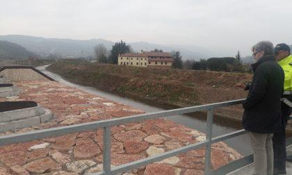 Bacino di laminazione sul torrente Alpone pronto per giugno