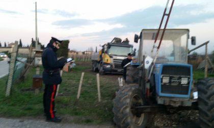 Incidente trattore muore 83enne