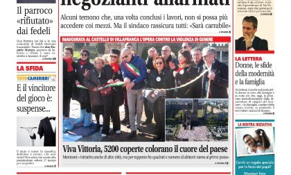 Villafrancaweek è in edicola!