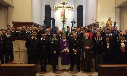 Precetto pasquale di Villafranca, carabinieri presenti per l'evento