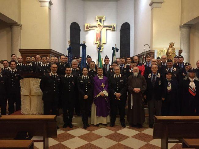Precetto pasquale di Villafranca, carabinieri presenti per l&#8217&#x3B;evento