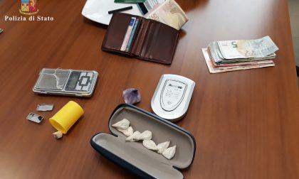 Spaccio e traffico illecito di droga fermato dalla squadra Mobile della Questura