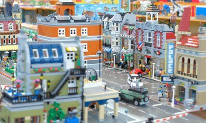 Lego a Veronafiere domani