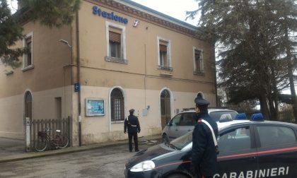 Arrestati abusivi che occupavano la stazione di Bevilacqua