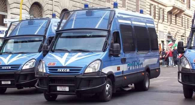 Hellas Verona arrestato un tifoso