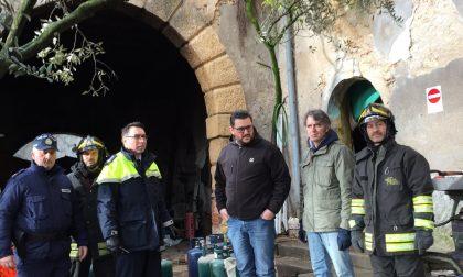 Sgombero zona degradata in via Fincato a Verona - GALLERY