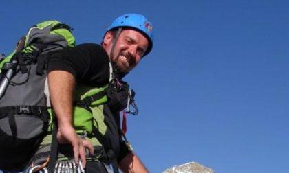 Alpinista precipita nel vuoto morto 40enne di Verona