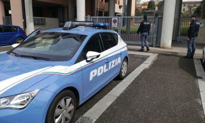 Gesto estremo a Verona salvata dalla Polizia