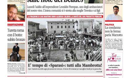 San Bonifacio e San Martino B. A. Week vi aspetta in edicola