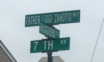 Padre Luigi Zanotto per lui una strada negli Usa FOTO/VIDEO