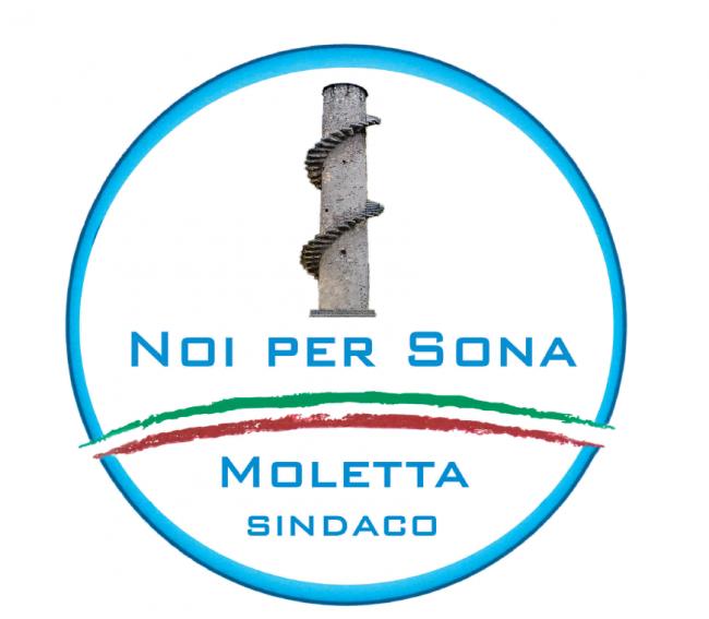 Elezioni 2018 a Sona ecco il simbolo di Moletta