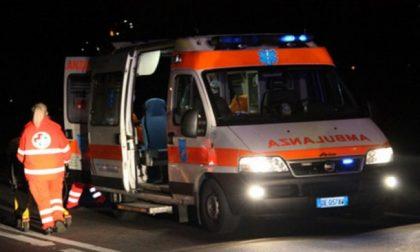 Incidente nella notte in Transpolesana, due feriti di cui uno grave