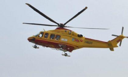 Incidente a Minerbe, auto contro moto: volo di oltre due metri per un centauro 46enne