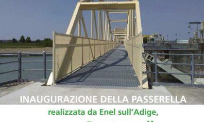 Passerella sull'Adige