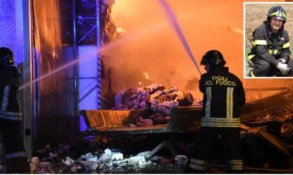 Vigile del fuoco morto a San Donato I VIDEO DELL'INCENDIO