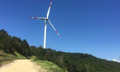 Nuovo impianto eolico inaugurato ad Affi