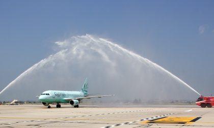 Aeroporto Verona volo inaugurale Cyprus Airways