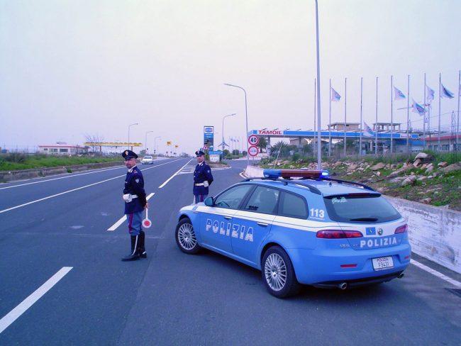 Il borseggiatore dell&#8217&#x3B;autostrada arrestato