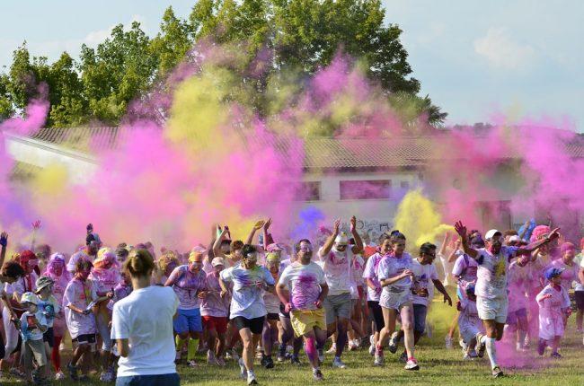 color run sesta edizione