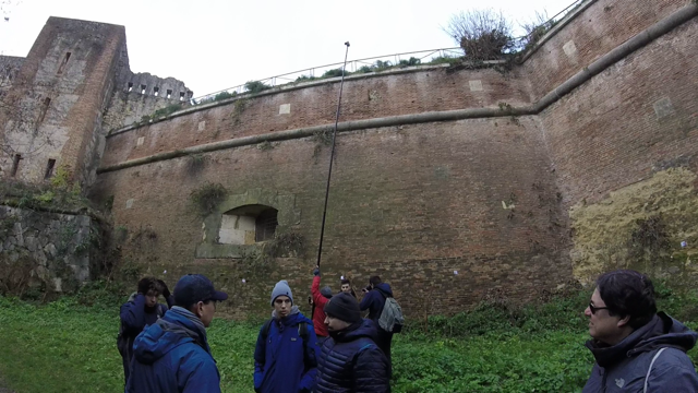 Studenti svelano Rondella San Zeno in Monte