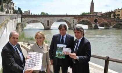 Speciale annullo filatelico Ponte Pietra