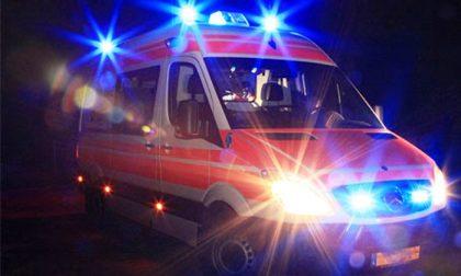 Incidente nella notte a Sant'Anna d'Alfaedo, un ferito finisce in ospedale