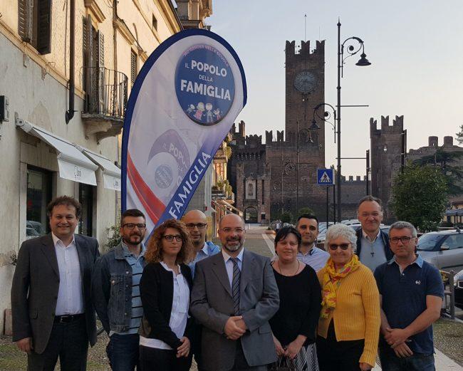 Elezioni Villafranca ecco il Popolo della Famiglia