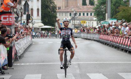 Impresa internazionale di Samuele Carpene suo il Trofeo Guido Dorigo