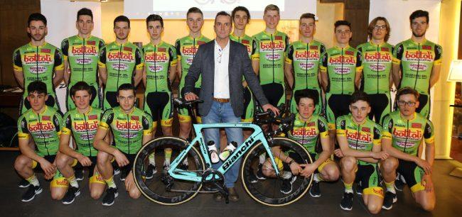Giro d&#8217&#x3B;Italia U23 al via anche il team General Store bottoli