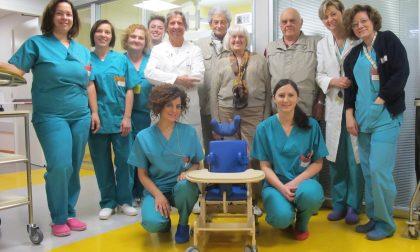 Donazione in un ospedale veronese