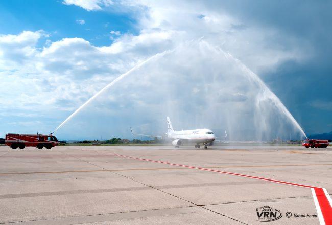 Volo Verona Atene c&#8217&#x3B;è un nuovo collegamento