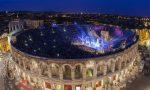 Arena di Verona ieri sera inaugurata la stagione operistica