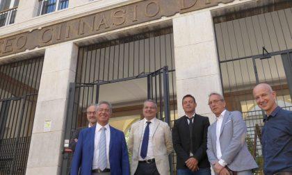 Liceo Maffei terminati i lavori 2,6 milioni per sicurezza e didattica