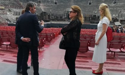 Catherine Deneuve in Arena