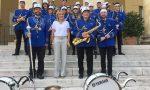Marching Stomp band festeggia