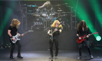 I Megadeth questa sera a Villafranca