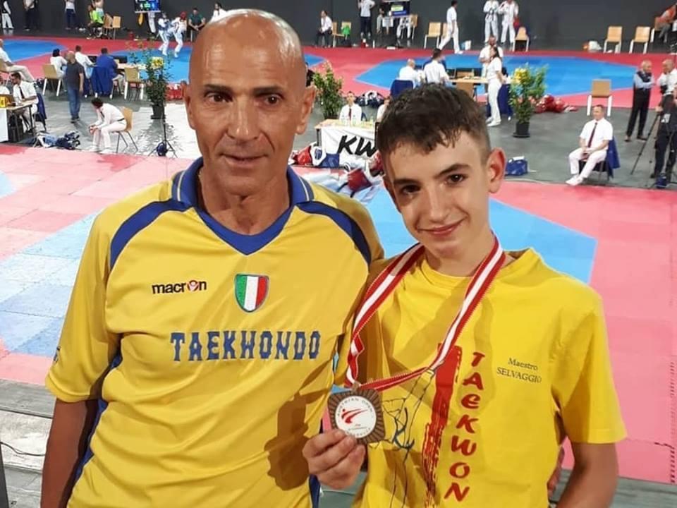 Olimpic taekwondo Verona continua a vincere