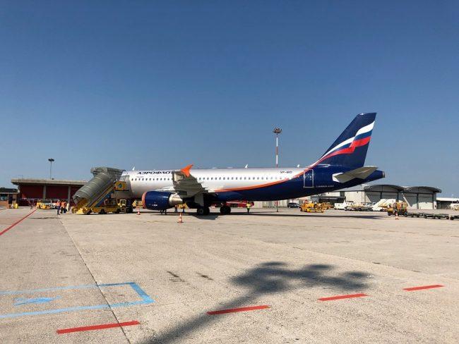Nuovo volo per Mosca
