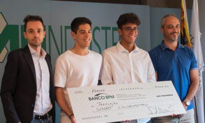 """Lo """"Smart Colorimetro"""" vince la seconda edizione di Api Factory"""