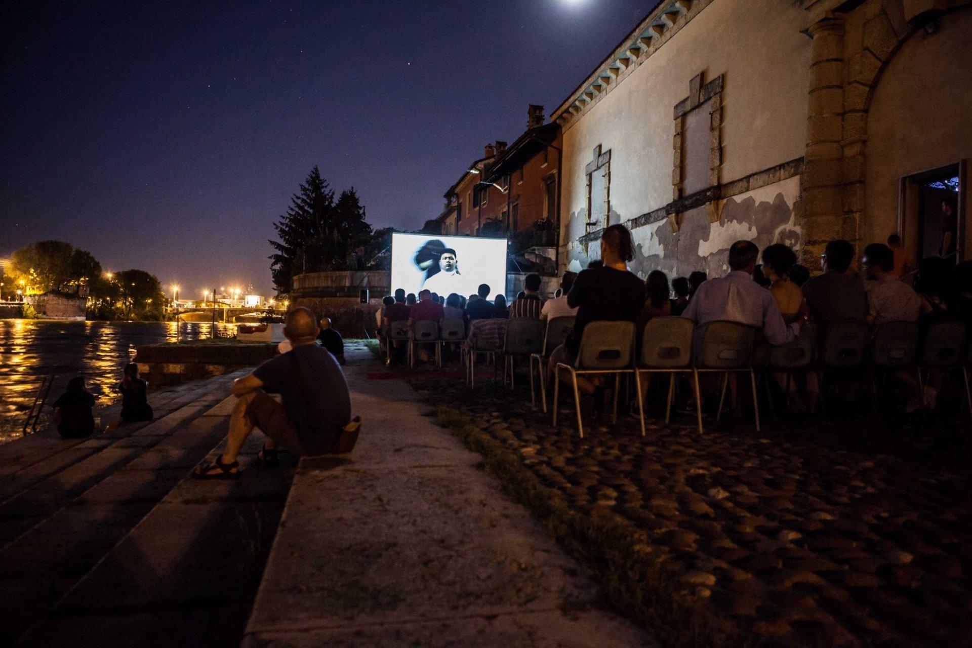 Bridge film festival all'antica dogana di Fiume