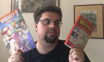 Manuel Piubello e il suo ultimo libro alla Cosplay Night di New Jesolandia