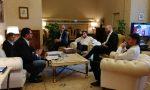 Pacchetto sicurezza per Verona consegnato al ministro Salvini