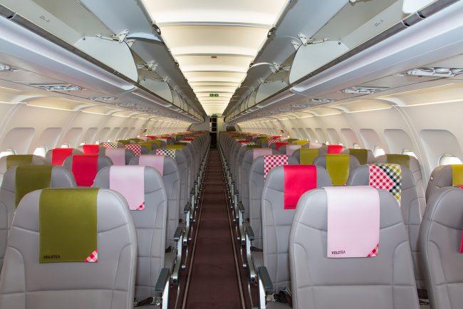 Nuovi aerei Volotea