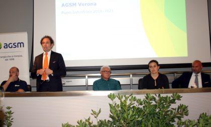 Agsm presentato il nuovo piano industriale