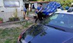 Picchia la compagna e anche i carabinieri, arrestato 55enne