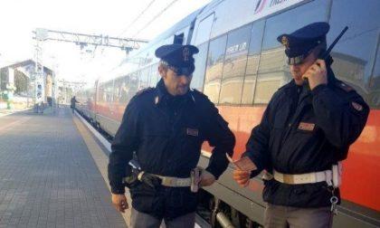Migranti ritrovati in un vagone a Verona